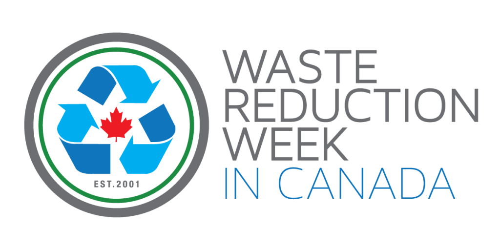 Waste Reduction Week in Canada 2020 logo file